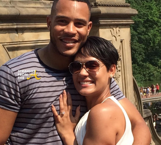 Trei Byers Grace Gealey married 1