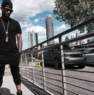 Usher Atlanta 2016