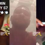 Usher Steamy Snapchats 2