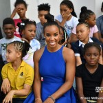 Kelly Rowland Visits Northwest Atlanta Boy's & Girl's Club for Special Announcement… [PHOTOS]