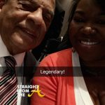 Ambassador Andrew Young Michelle ATLien Brown