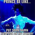 Madonna prince memes 4