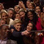 NBCUpfront Selfie