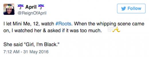 Roots Tweets 1