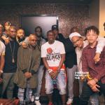 Ruggs Usher Khalid JD Diddy Chaka Jay-Z T.I. Steve Stoute