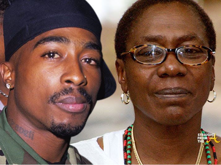 afeni shakur and biggies mom meet