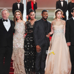 'Newlyweds' Usher Raymond & Grace Miguel Hit Cannes Film Festival Red Carpet… [PHOTOS]