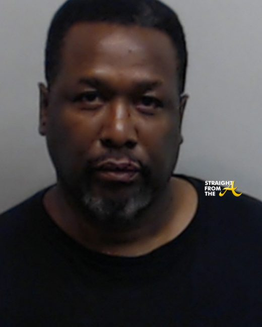 Wendell Pierce Mugshot 2016