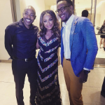 Will Packer Phaedra Parks Jeff Johnson
