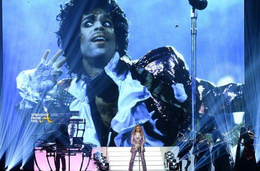 madonna prince tribute 2016