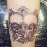 paris jackson dangerous tattoo 2016