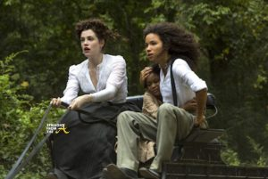 Underground Season#1 Episode #1 Photo Credit : Sony Pictures Television