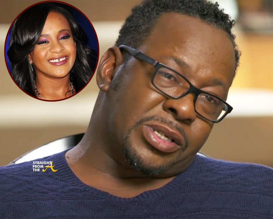 Bobby Brown Admits He & Whitney Houston Failed Bobbi ...