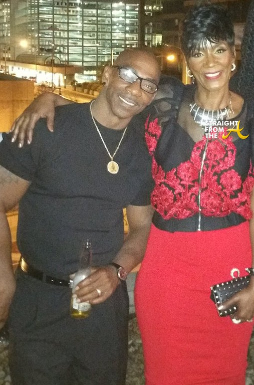 Momma Dee and Husband Ernest 2016