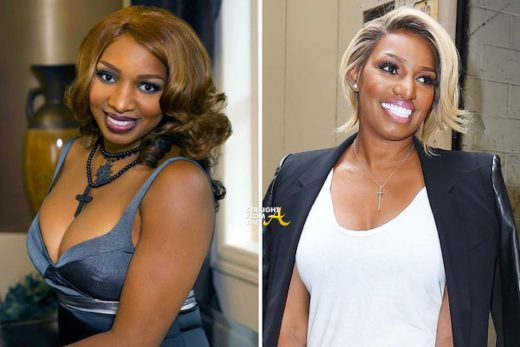 Nene New Nose Before and After 1