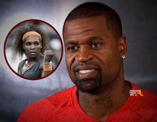 Stephen Jackson Serena