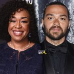 WTF?!? Petition Calls for Jesse Williams to Be Fired from Grey's Anatomy Over 'Racist' BET Awards Speech + Shonda Rhimes Responds…