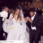 **UPDATED** Ciara & Russell Wilson Got Married TODAY! (PHOTOS + VIDEO)