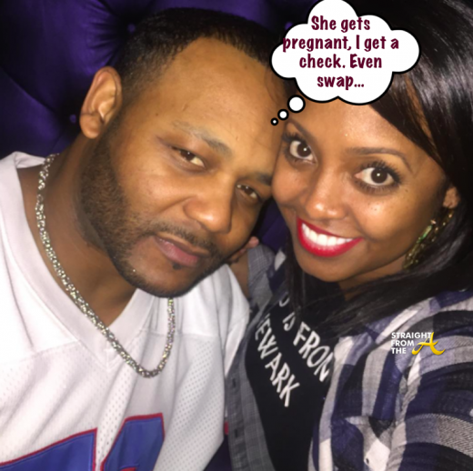 Here's Why Ed Hartwell Wants Keshia Knight Pulliam To Take Paternity Test… [Exclusive Details]