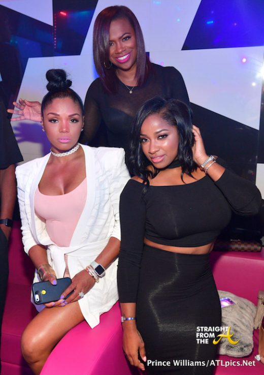 Party Pics: Kandi Burruss, RaSheeda & Toya Wright Host Gold Room… (PHOTOS)