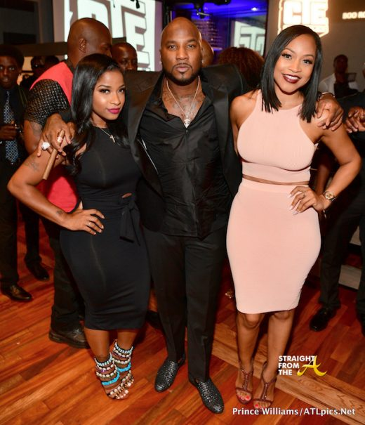 Party Pics: Young Jeezy Hosts Private Dinner in Honor of CTE… (PHOTOS)