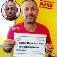 Ronnie Music Jr.