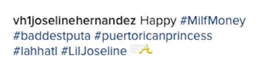 Joseline Hernandez Pregnant