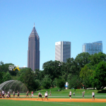 Lynching? or Suicide? Black Male Discovered Hanging From Tree at Atlanta's Piedmont Park…