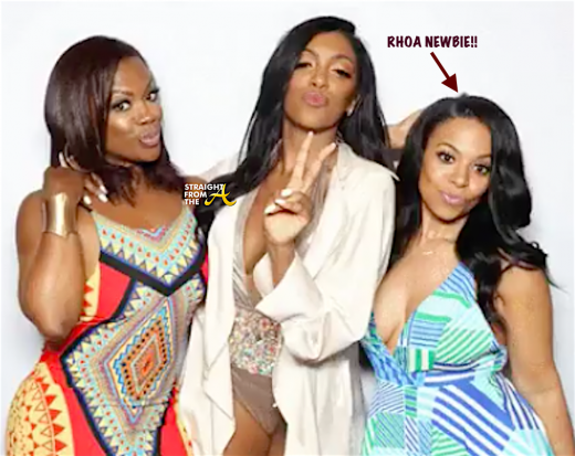 EXCLUSIVE! #RHOA Season 9 Casting Tea: Meet Newest 'Housewife' Lena Chenier… (PHOTOS)