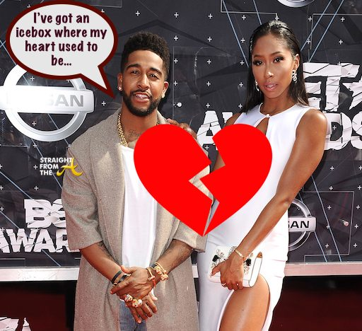 Instagram Flexin: Omarion Officially Announces Apryl Jones ... Love And Hip Hop Hollywood Apryl