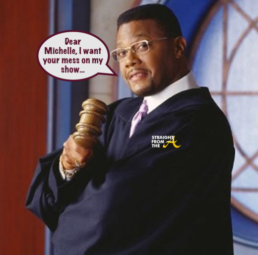 For Discussion: Should I Take My Legal Dispute to Judge Mathis?