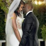 Wedding Pics: Kevin Hart Marries Eniko Parrish In Lavish Ceremony… [PHOTOS]