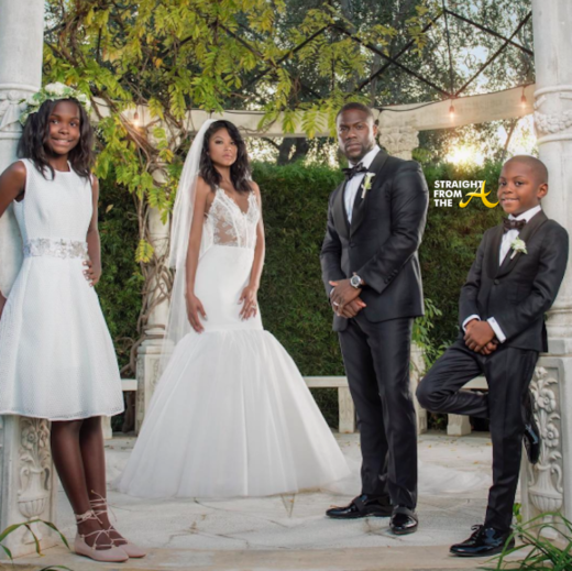 Kevin Hart Wedding 2016-21