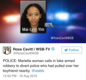 Mai Lynn Yim arrest
