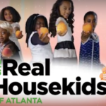Cuteness! Kid's Spoof Real Housewives of Atlanta's Gone With The Wind Scene… (VIDEO)