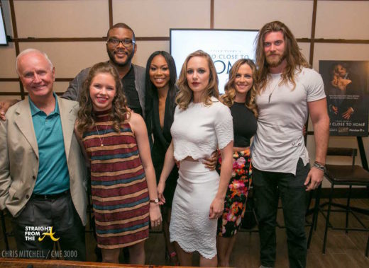 TCTH cast with Tyler Perry image 2