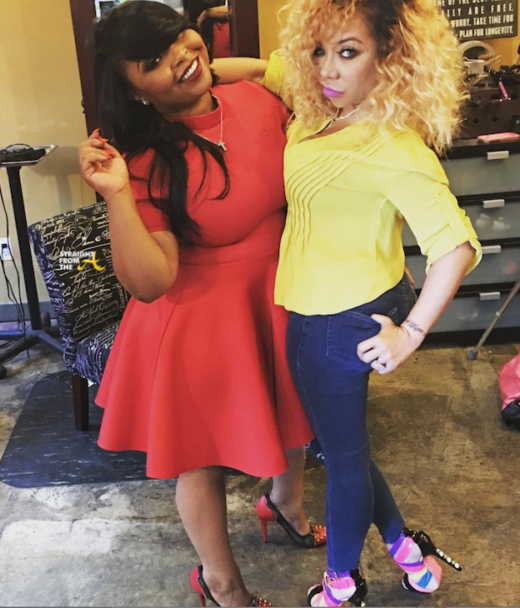 Tiny & Shekinah's Talk Show Coming Soon…