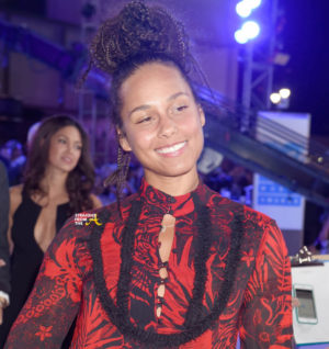 alicia keys no makeup vma 2016 7