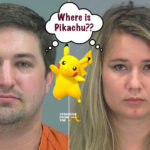 Mugshot Mania: Couple Abandoned 2-Year-Old Son To Play #PokemonGo…