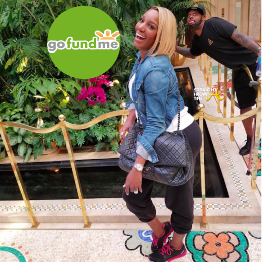 Nene Leakes' Message To Tax Debt Critics: 'Start a GoFundMe'…