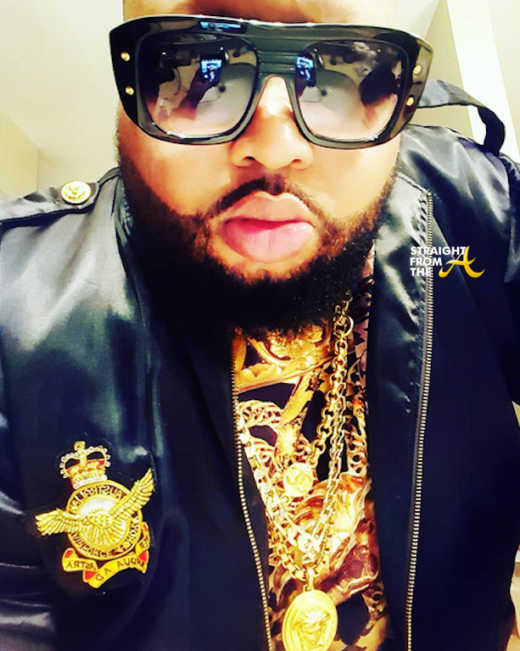 PAY UP! Producer Jazze Pha's Bankruptcy Thrown Out of Court…