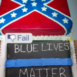 The REAL Story Behind Walmart Workers Refusing To Make 'Blue Lives Matter' Cake…