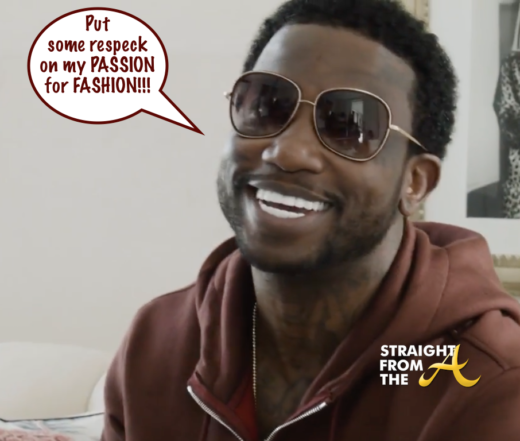 Hood Fashion 101: Gucci Mane Talks 'Gucci' With Vogue… (VIDEO)
