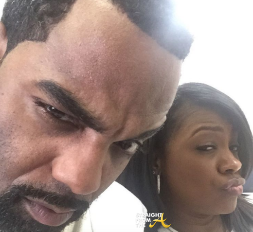 Kandi Burruss & Todd Tucker Booted From Flight During #RHOA Trip… (VIDEO)
