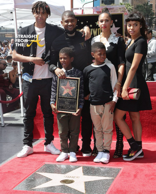 usher-family-photo-grace-miguel-kids