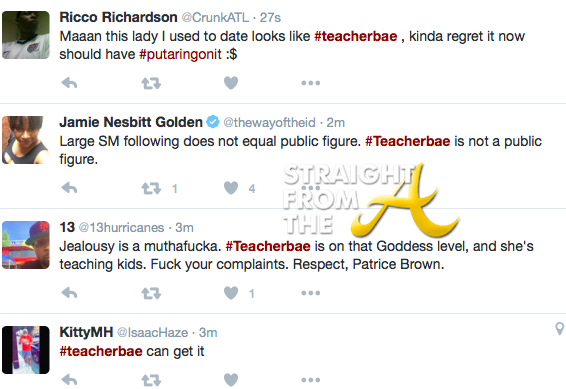 Do you think this teacher should be fired?