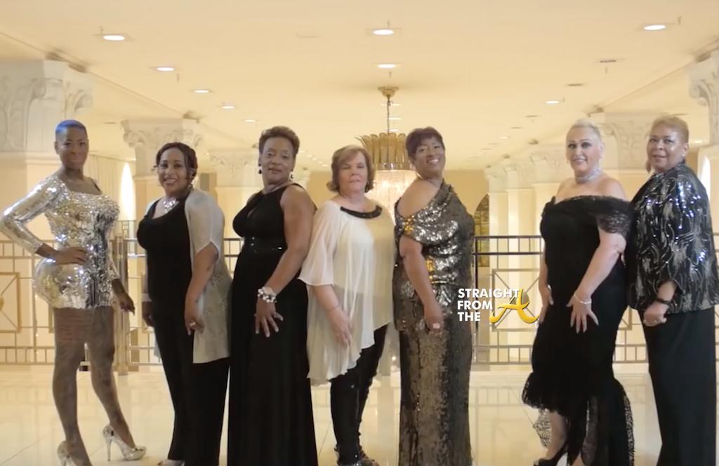 Reality Show Alert! 'Celebrity Mamas of Atlanta' Up Next ...