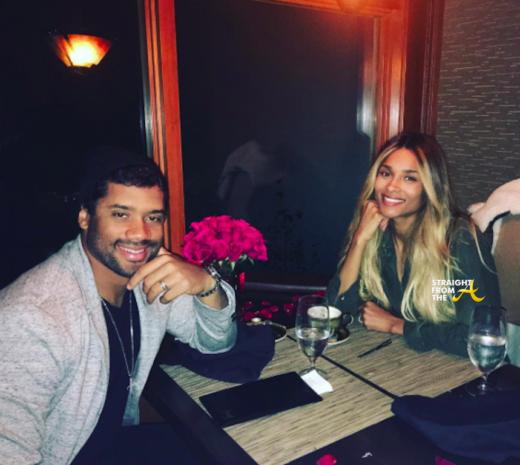 #BabyWilsonOnTheWay! Ciara & Russell Wilson Confirm Pregnancy Rumors…