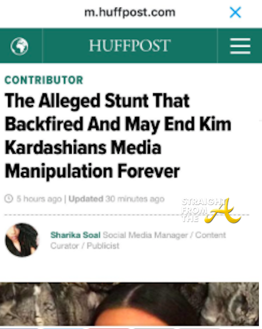 huffington-post-kim-kardashian-lied-2016