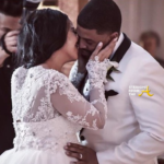 JUST MARRIED! R.L. Huggar (of Next) & Lena Chenier Host Lavish Wedding + Reveal Pregnancy! #RHOA